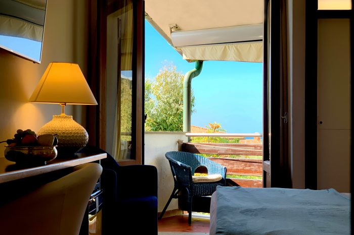 Castiglione della pescaia Hotel - Le Camere del Piccolo Hotel con Terrazza vista Mare
