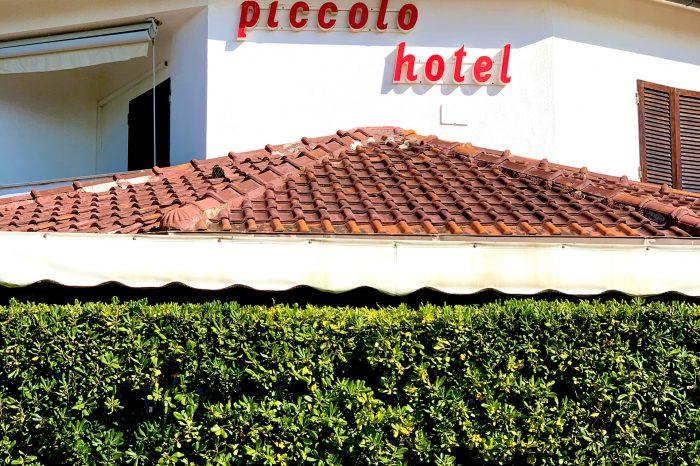 Piccolo Hotel Castiglione della Pescaia esterno