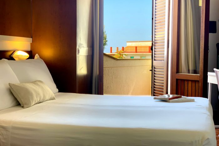 Castiglione della pescaia Hotel - Le Camere del Piccolo Hotel Vista Mare