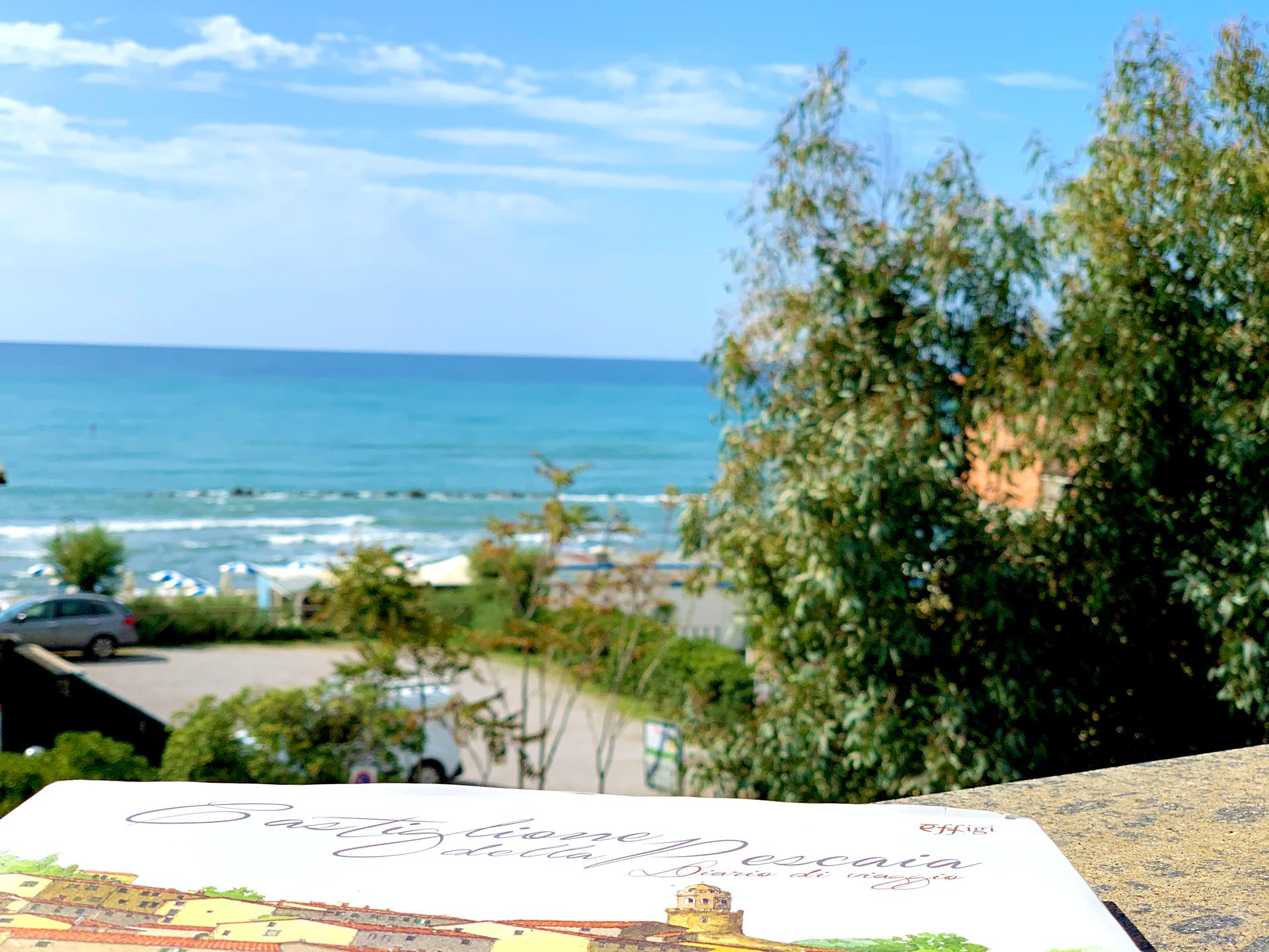 Castiglione della pescaia Hotel - Le Camere del Piccolo Hotel con vista Mare