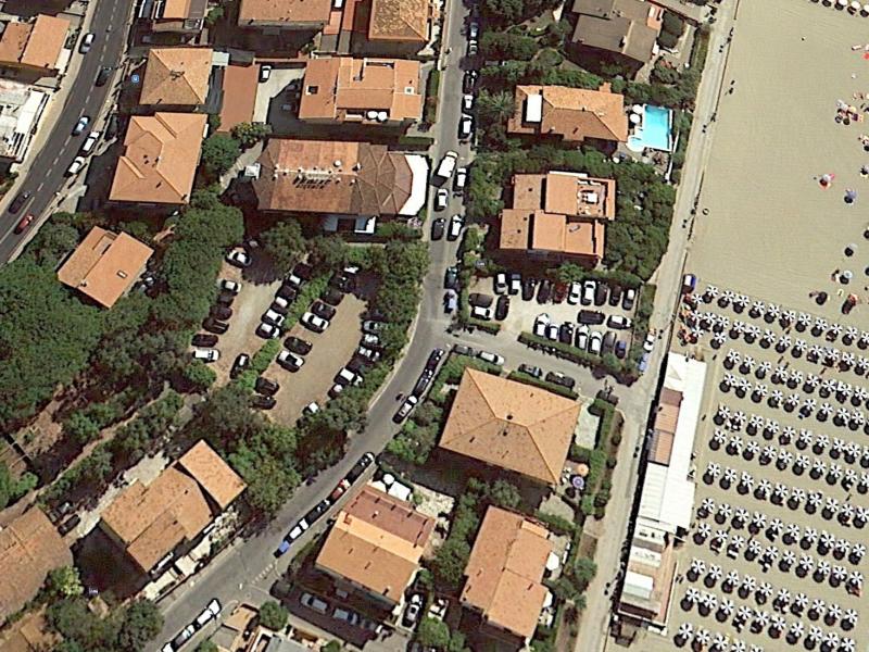 Foto aerea_Parcheggio PH - Piccolo Hotel Castiglione della pescaia